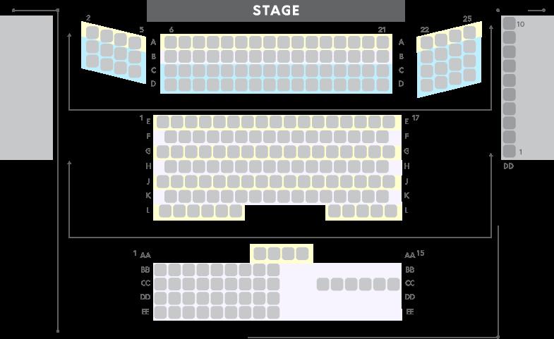 Seating Chart Sloc